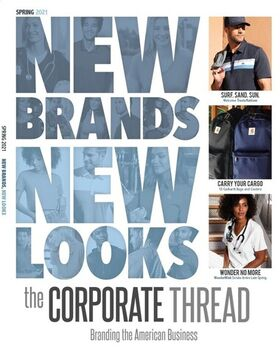 Spring 2021 New Brands New Look